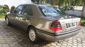 Dijual Mercy c180 th.1995 kondisi normal pajak lunas