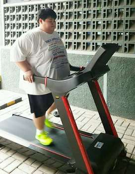 ALAT FITNES jumbo treadmil 177 power 3hp