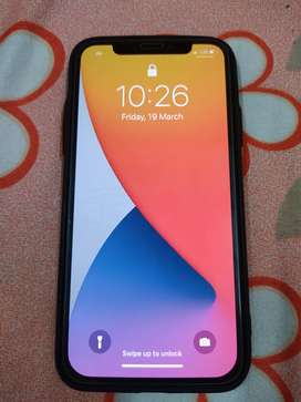 iPhone X for sale (64GB) with bill & box