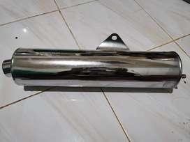 Silincer Knalpot CKD Satria Fu Original Suzuki