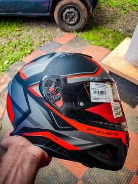 Brand new mt thunder3 helmet for sale