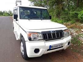 Mahindra Bolero SLX BS IV, 2016, Diesel