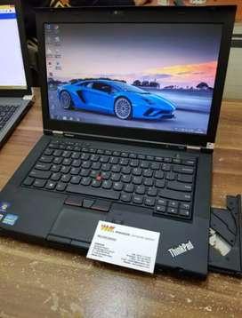 Laptop Lenovo ThinkPad slim T series core i7 ivy 8gb 500 VGA1GB gaming
