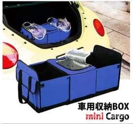 Car Trunk Organizer Boot Storage Cooler Bag Penyimpanan Bagasi Mobil