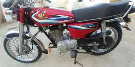 Honda 125  2015 model Total Original