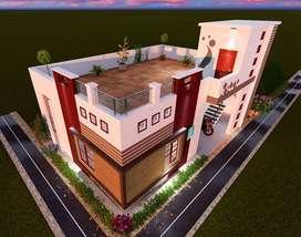 Property Sale Details-2 BHK & 3 BHK(Duplex Villas)- Sale in Mappedu