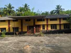 Cashew Factory For Lease in Belve, Udupi, Karnataka.