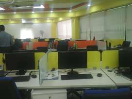 2000 sq.ft fully furnished commercial office space rent in HSR Layout