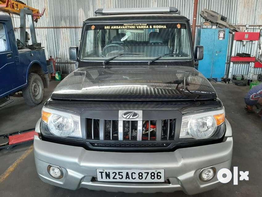 Mahindra Bolero ZLX BS IV, 2013, Diesel 0
