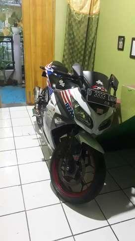 Ninja 250 FI SE tahun 2013