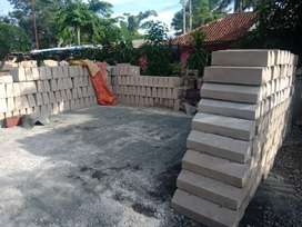 PAVING BLOCK PRESS MESIN
