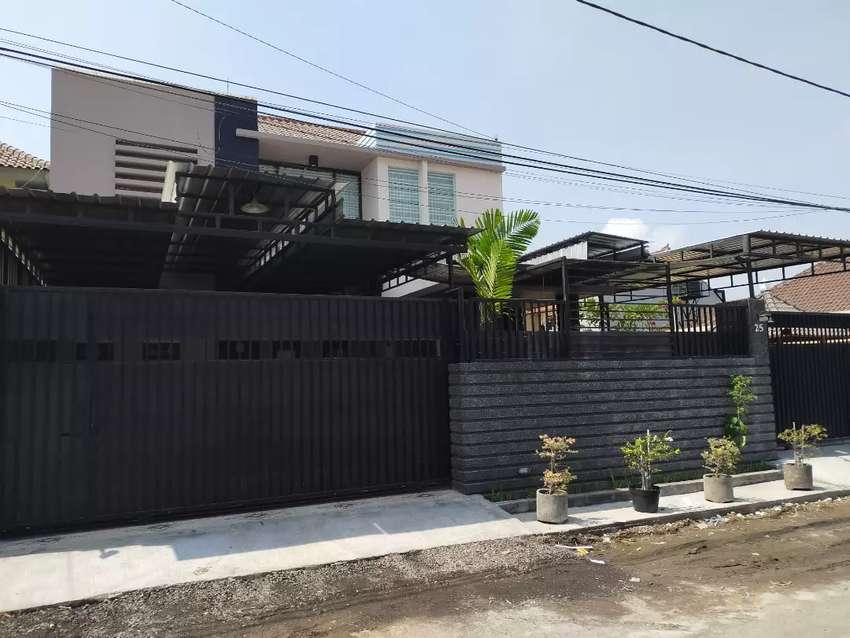 Jasa Pasang Atap Baja Ringan Galvalum , Plafon & Pagar Minimalis Bali 0
