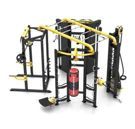 Jerai Fitness Crossfit Equipment Shape O