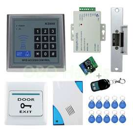 PAKET ACCESS CONTROL AKSES KONTROL SYSTEM / ACCESS DOOR SYSTEM RFID