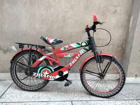 Bicycle. Used in good condition.Rs5000.