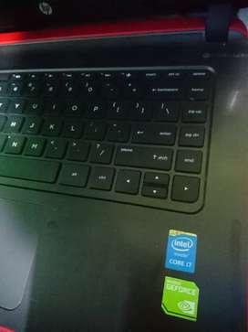 Laptop Hp Pavilion 14 i7 Nvidia