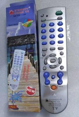 Remote tv universal free baterai