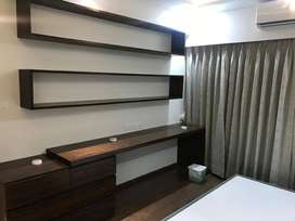 Furnished 3 BHK for rent in Adani Western Heights for INR 1.26 Lacs