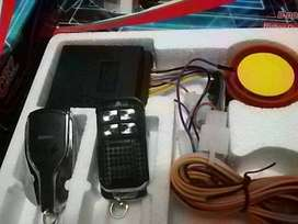 Alarm motor remote sentuh starter hidupin mesin dari jauh alat safety