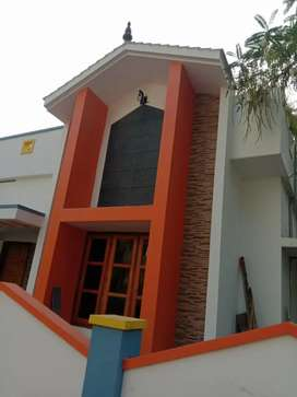 3bhk house, At Vattiyoorkavu, Moonnammoodu Blessing villa
