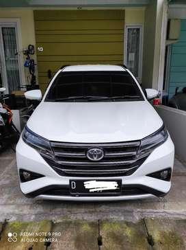 Dijual rush 2018 km rendah