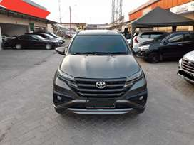 Toyota New Rush TRD Sportivo M/T Thn 2018 Coklat