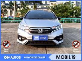 [OLXAD] DP HANYA 20%! Honda Jazz 1.5 RS CVT 2018