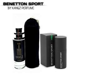 Parfum Benetton Sport / For Men