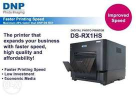Terlaku, Printer FotoBooth DNP fotolusio DS RX1