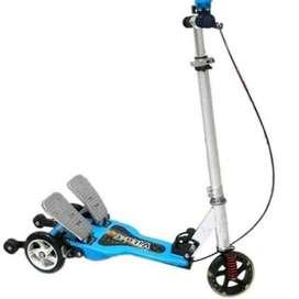 mainan scooter injak anak vita. scooter otoped ID83