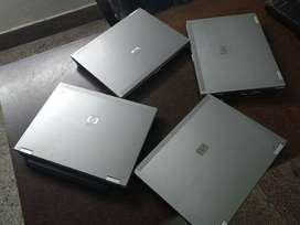 USED LAPTOP - DELL / HP CORE i 5 WITH WARRANTY + BOX + LIKEW NEW LAPTP