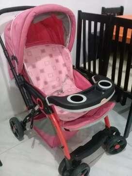 Stroller merk baby space