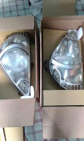 Nego Headlamp / Lampu Depan Honda Jazz GD3 Tahun 2005