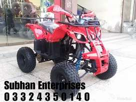 Outstanding Ride Atv Quad 4 Wheels Bike Deliver In All Pakistan