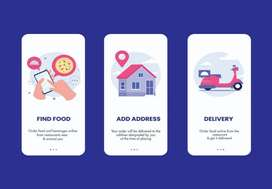 Food delivery App for sale