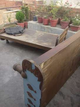 Double bed 1290rs only ..only serious buyers call me