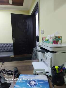 Furnished sharred Office Space