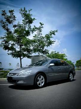 Honda accord 2.4 VTi-L 2005 mulus