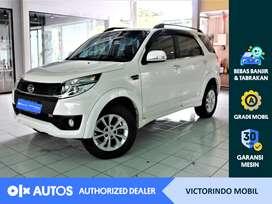 [OLX Autos] Daihatsu Terios 2017 1.5 R M/T Bensin Putih #Victorindo
