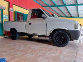 ISUZU PANTHER PICK UP 2012 TURBO AD ISTIMEWA ANTIKK