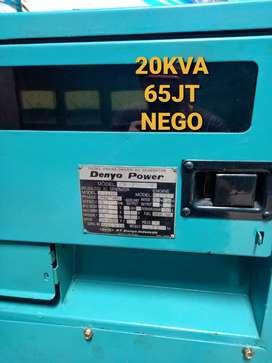 GENSET DENYO POWER 20KVA