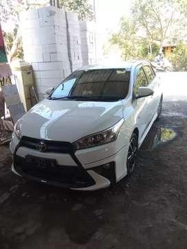 Toyota yaris trd sportivo automatic