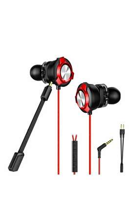 CLAW G11 Dual Driver Gaming Earphones