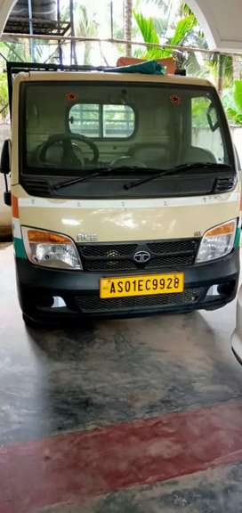 Tata Ace mini truck, usable for commercial purpose.