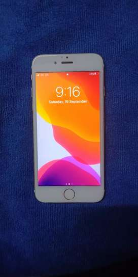 iPhone 6s 16gb good condition with charger and cable