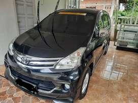 Toyota Avanza 1,3 G Luxury Hitam