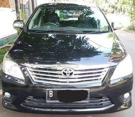 Toyota Kijang Innova G Matic bensin 2013 Terawat & Mulus