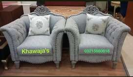 Factory price shop sofa 7 seater
