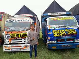 Sewa truk jasa angkut barang pindahan Lintas Jawa Bali sumatera #5