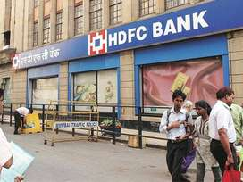 HDFC process urgently hiring for Freshers and Experienced candidateS .